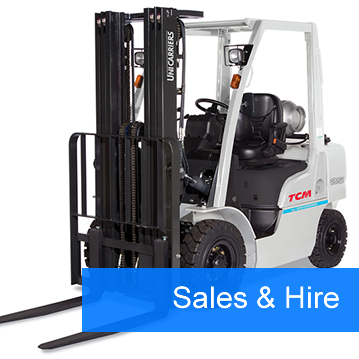 Used Forklift Sales & Hire