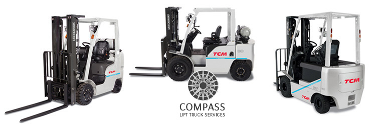 Compass Forklift Trucks